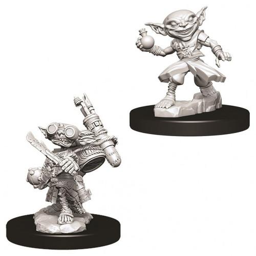 PF DC: Male Goblin Alchemist W9