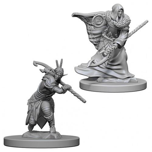 D&D NMU: Elf Male Druid