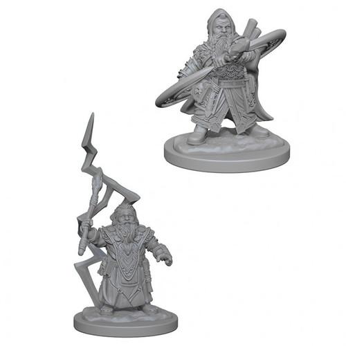 PF DC: Dwarf Male Sorcerer