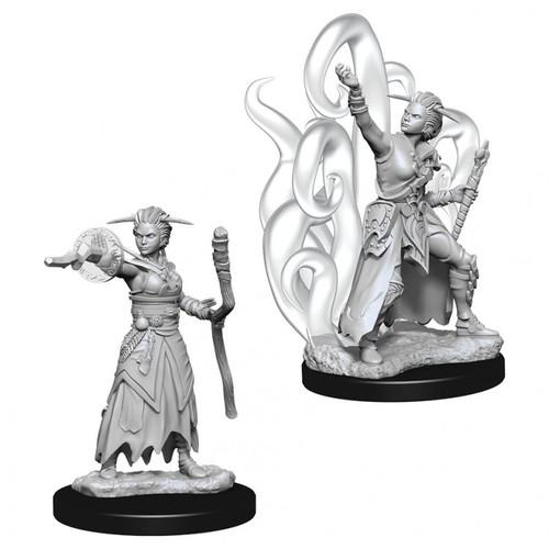 D&D NMU: Female Human Warlock W10