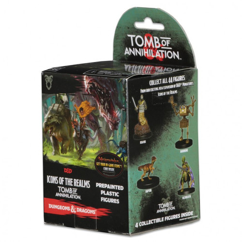DDM: Tomb of Annihilation IR7 Minis Booster