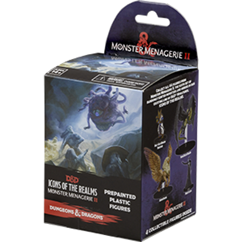 DDM: Monster Menagerie 2 IR6 Minis Booster