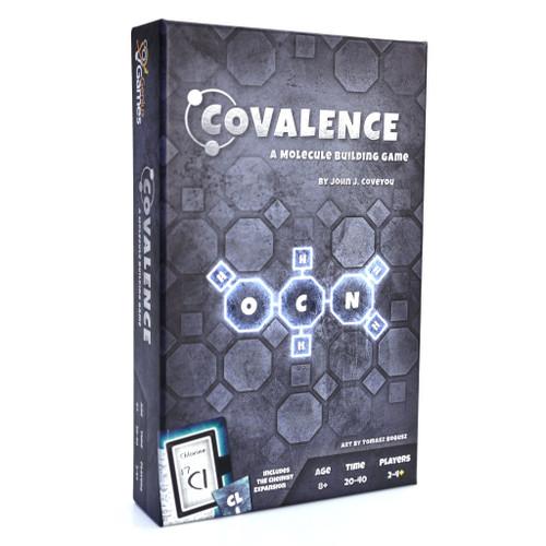 Image of Covalence box art