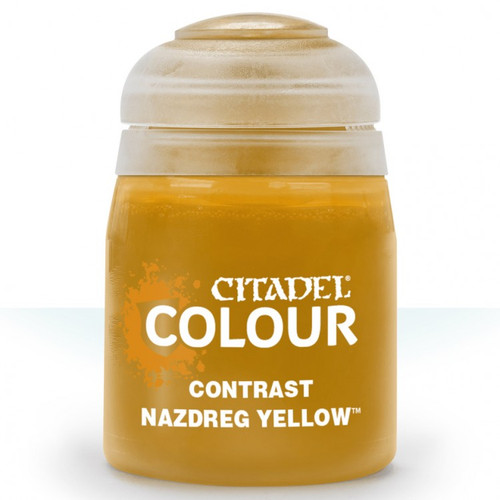 29-21 Contrast: Nazdreg Yellow