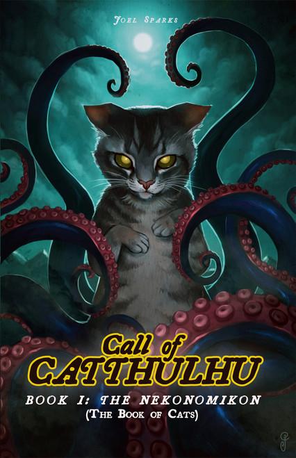 Cats Of Catthulhu I: The Nekonomikon RPG