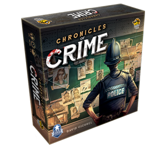 Image of Chronicles of Crime packaging