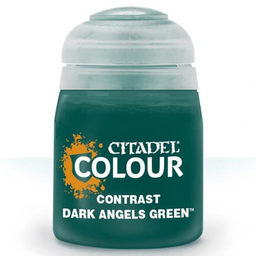 29-20 Contrast: Dark Angels Green