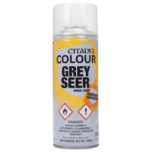 62-34 Spray: Grey Seer Contrast Primer