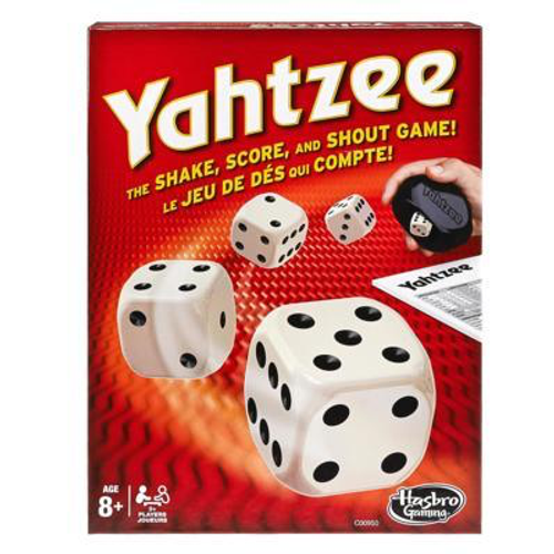 Yahtzee (red box)