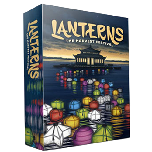 Lanterns: The Harvest Festival box