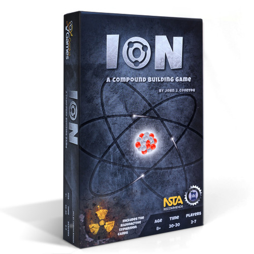 Image of Ion box art