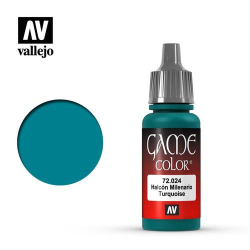 GC: Falcon Turquoise