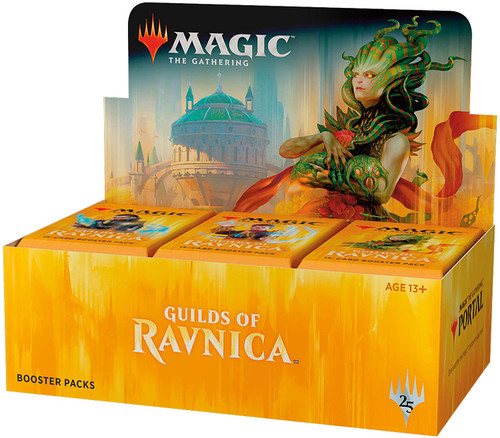 Magic the Gathering: Booster Guilds of Ravnica (Display) box