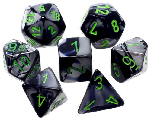 image of dice set