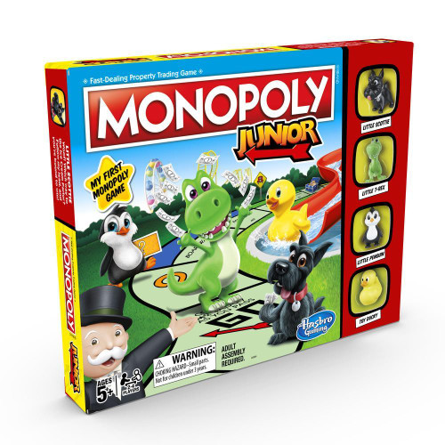 Monopoly Junior (2014)