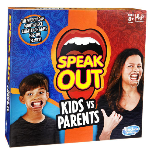 Speak Out: Kids vs Parents (Sold Out)