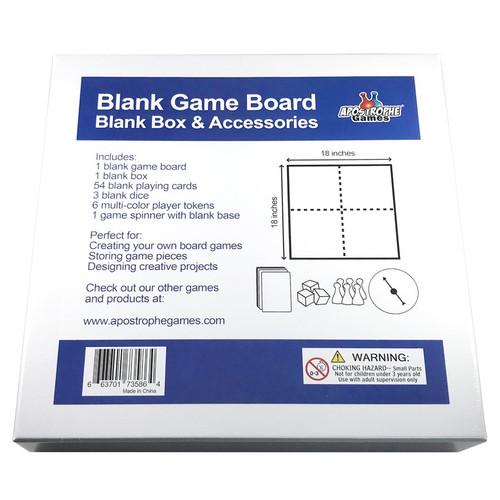 DYO Game Board 9.5x9.5 box