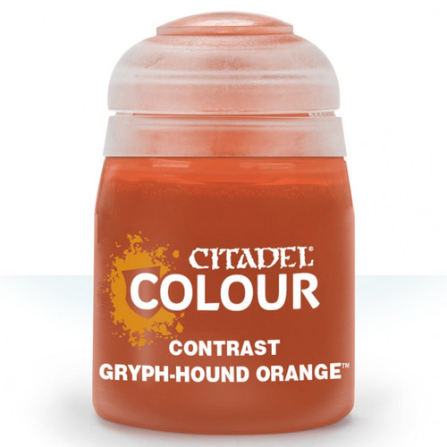 29-11 Contrast: Gryph-Hound Orange