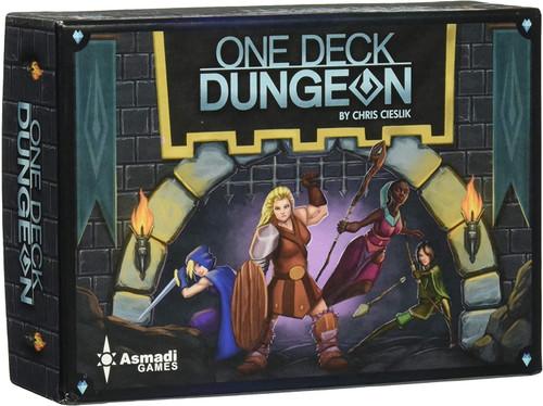 One Deck Dungeon box