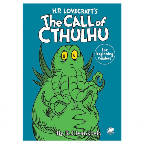 Call of Cthulhu For Beginning Readers