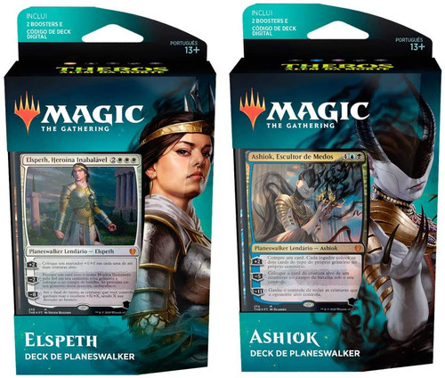 Magic the Gathering: Planeswalker Theros Beyond Death