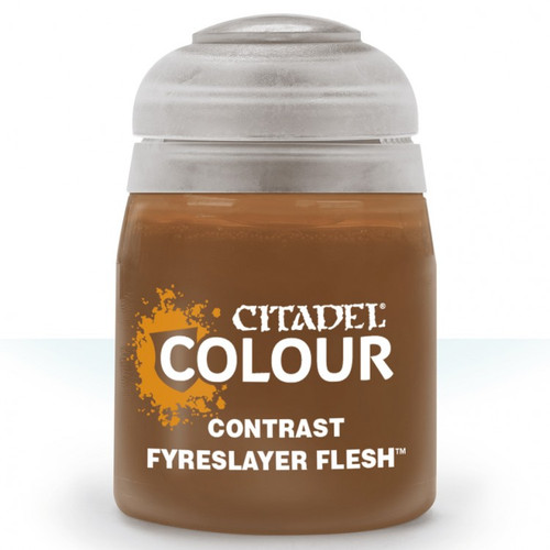 29-31 Contrast: Fyreslayer Flesh