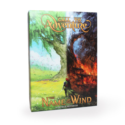 Box image of The Name of the Wind expansion.