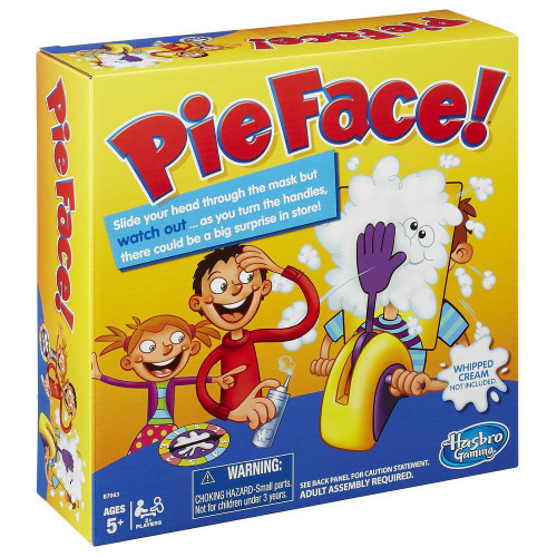 Pie Face! (Sold Out)