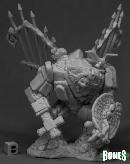 Image of Reaper's Graveyard Golem mini