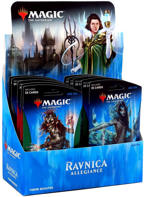 Magic the Gathering: Theme Booster Ravnica Allegiance