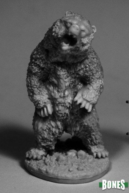 Image of Reaper's Dire Bear mini