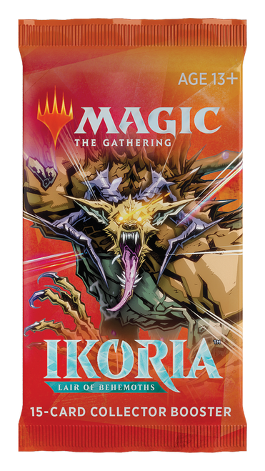 Collector Booster, Ikoria—Magic the Gathering (In-Store Pickup Only) (Sold Out)