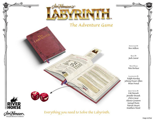 Jim Henson's Labyrinth: The Adventure Game picture