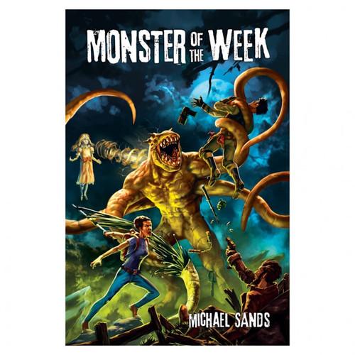 Monster of the Week RPG
