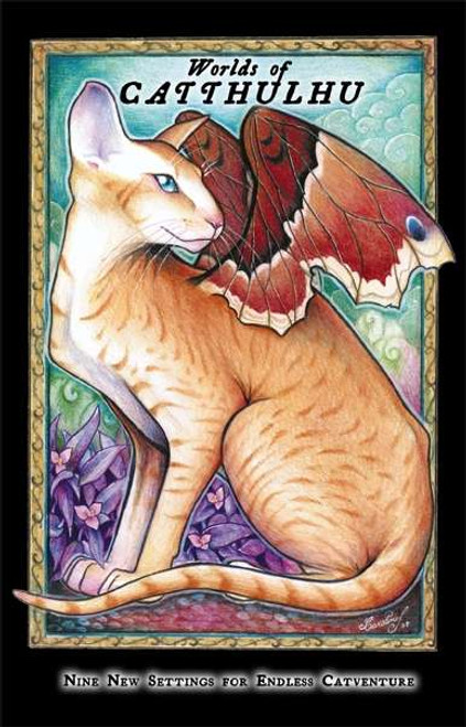 Cats of Catthulhu Book III: Worlds of Catthulhu