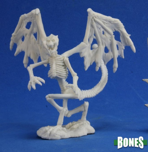 Image of Reaper's Bone Devil mini, front view