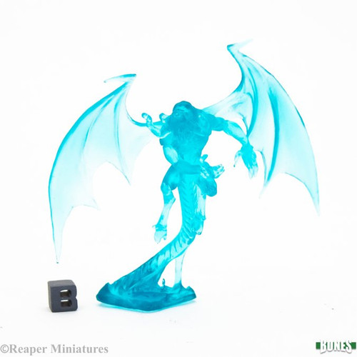 Image of Reaper's Shadow Demon mini, front view