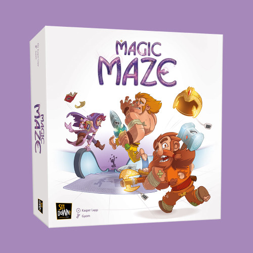 Box image of Magic Maze
