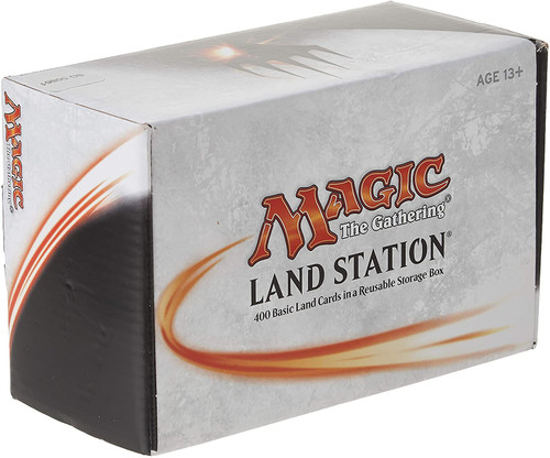 Magic the Gathering: Land Station