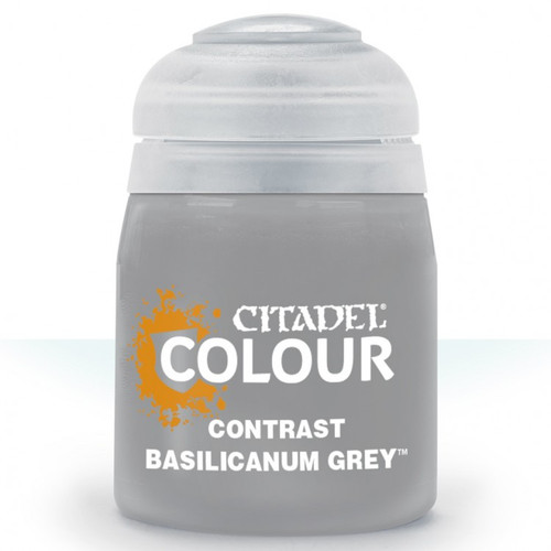 29-37 Contrast: Basilicanum Grey