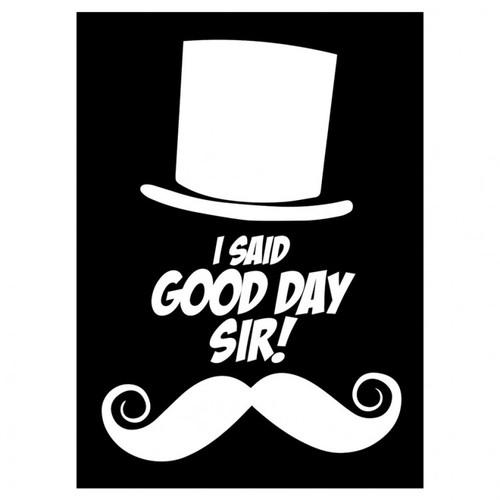 Good Day Sir! sleeves 50ct