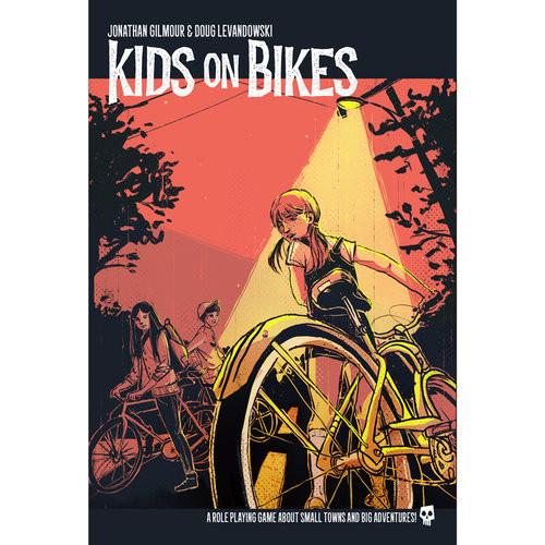 Kids on Bikes book
