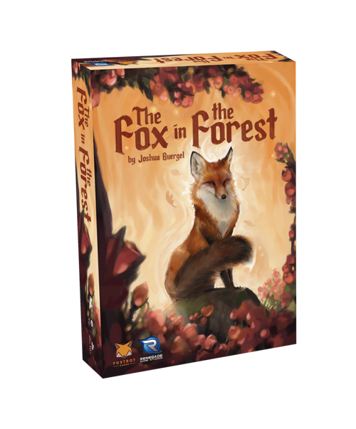 The Fox in the Forest box