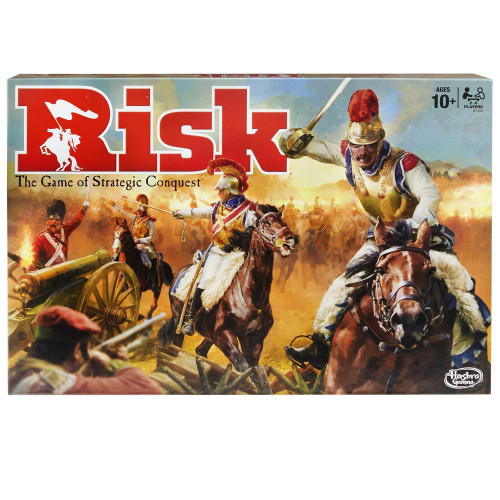 Risk (2016) (Sold Out)