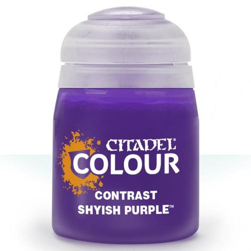 29-15 Contrast: Shyish Purple