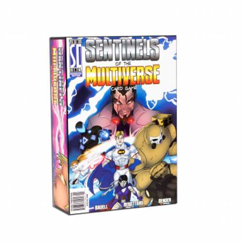 Sentinels of the Multiverse Enhanced Edition (On Order)