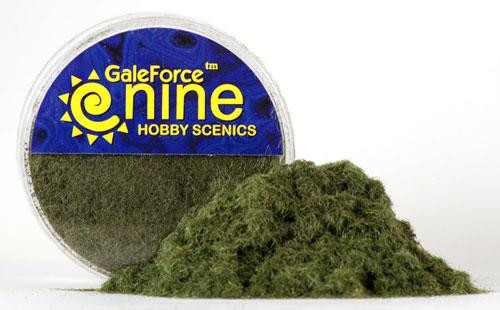 Dark Green Static Grass (Sold Out)