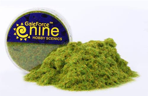 Basic Green Static Grass (Sold Out)