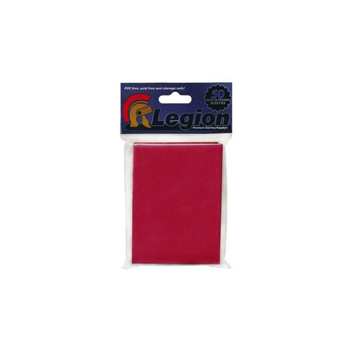 Double Matte Red Sleeves (50)