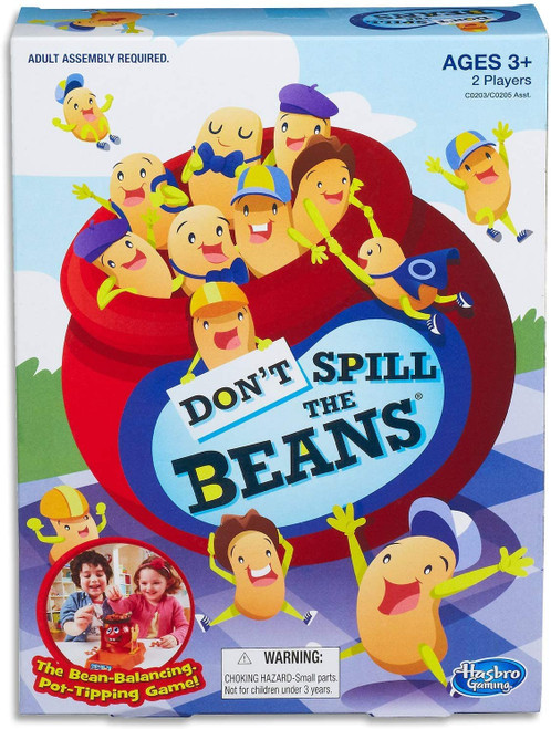 Don't Spill the Beans (2017)